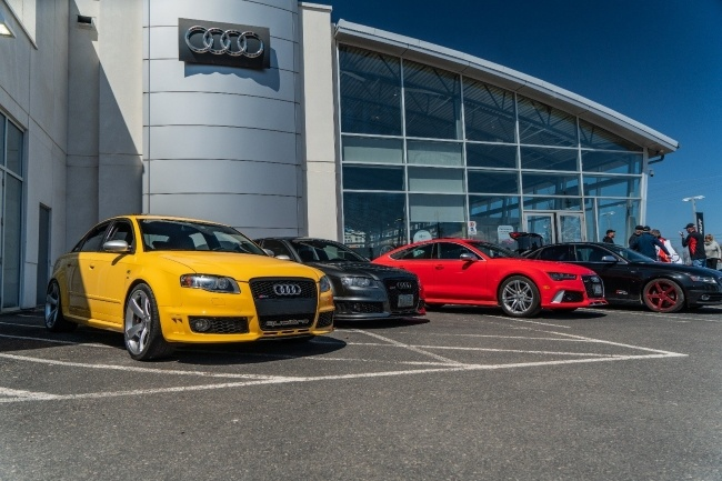 where to lease an audi