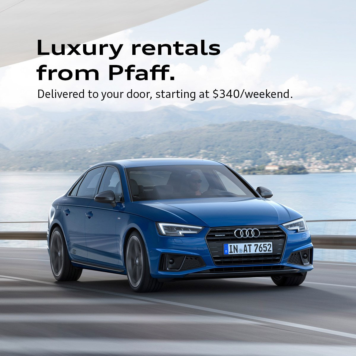 Luxury Rentals from Pfaff