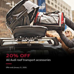 20 % Off all roof transport accessories